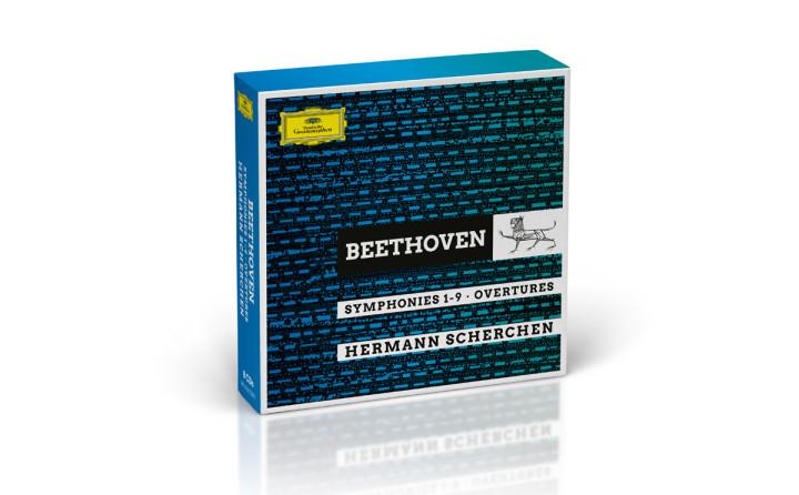 Hermann Scherchen - Beethoven Symphonies 1-9, Overtures