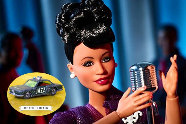 Ella-Fitzgerald-Barbie © E.F. Licensing, LLC