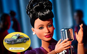 Auf Streife im Netz, Ella Fitzgerald - Satin Doll wird zur Barbie Doll