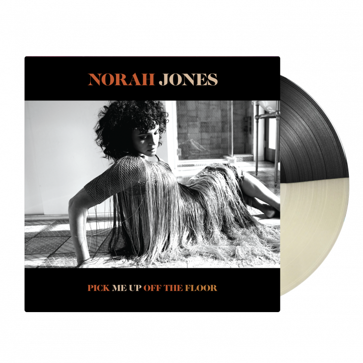 Pick Me Up Off The Floor (Ltd. Ed. black & white Vinyl)