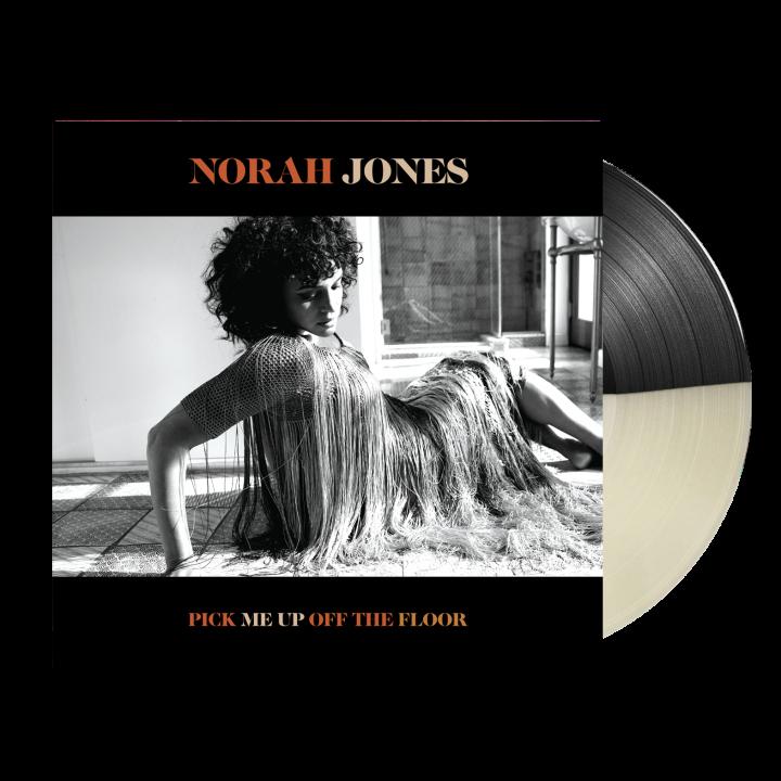 Norah Jones - Pick Me Up Off The Floor (Ltd. Ed. Black + White Vinyl)