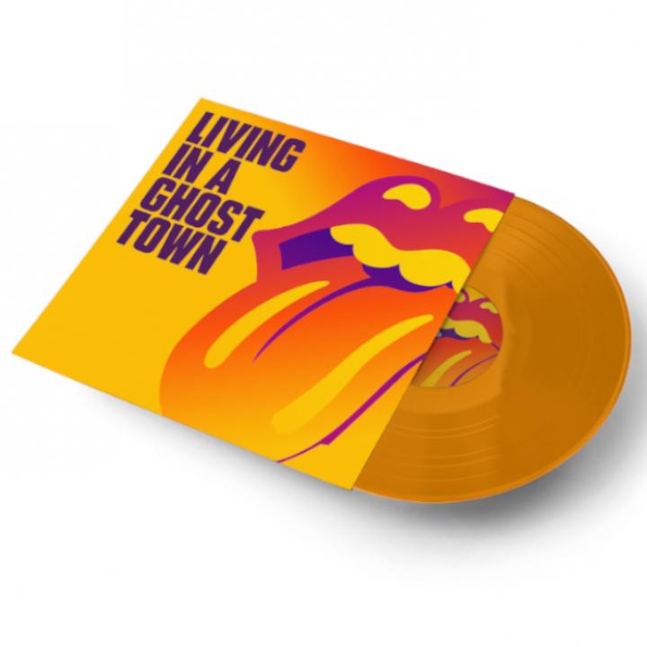 Orange Vinyl RS