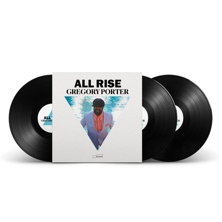 Gregory Porter - All Rise (Ltd. 3LP Audiophile)
