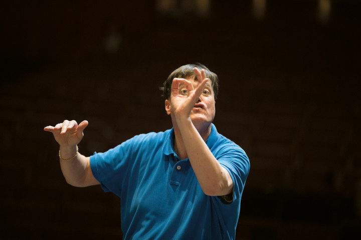 Christian Thielemann at work
