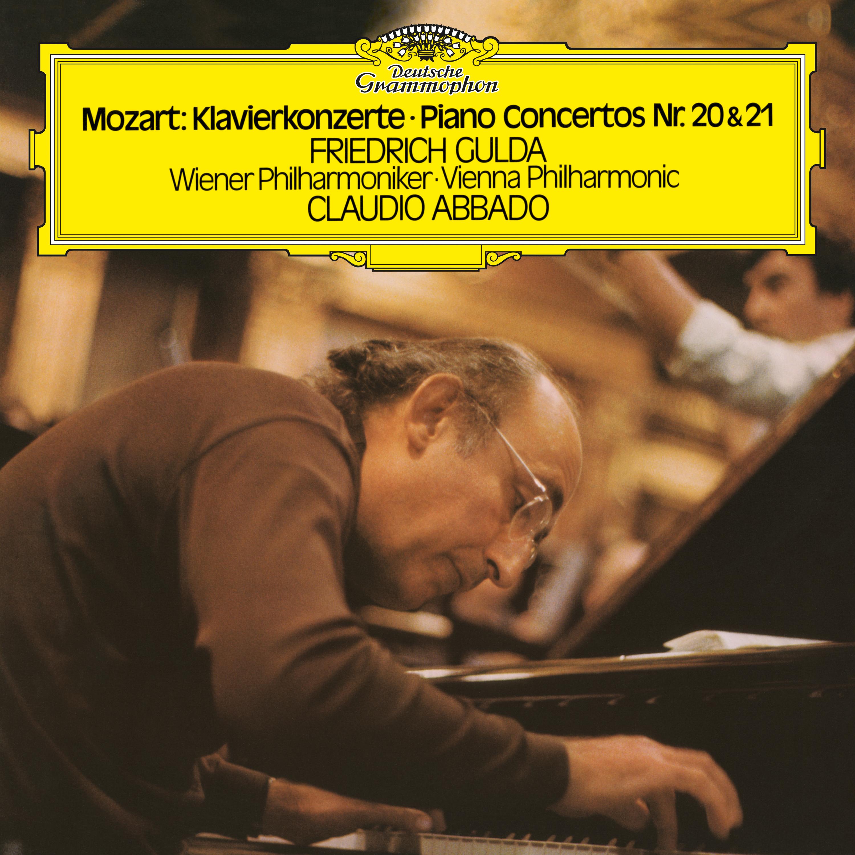Product Family | MOZART Piano Concertos 20 & 21 / Gulda