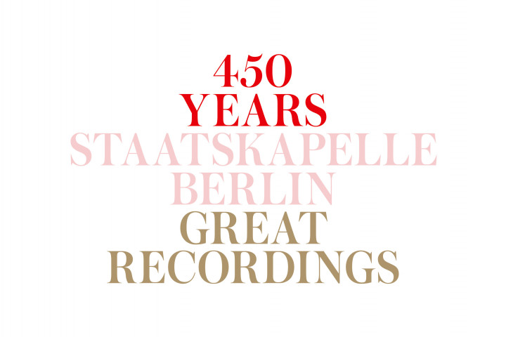 450 Years Staatskapelle Berlin