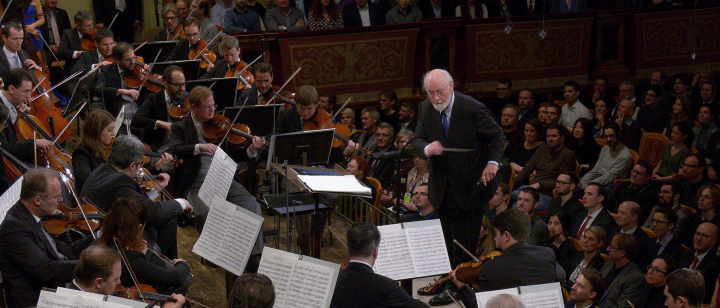 "John Williams / Wiener Philharmoniker – Imperial March (aus ""Star Wars"")"