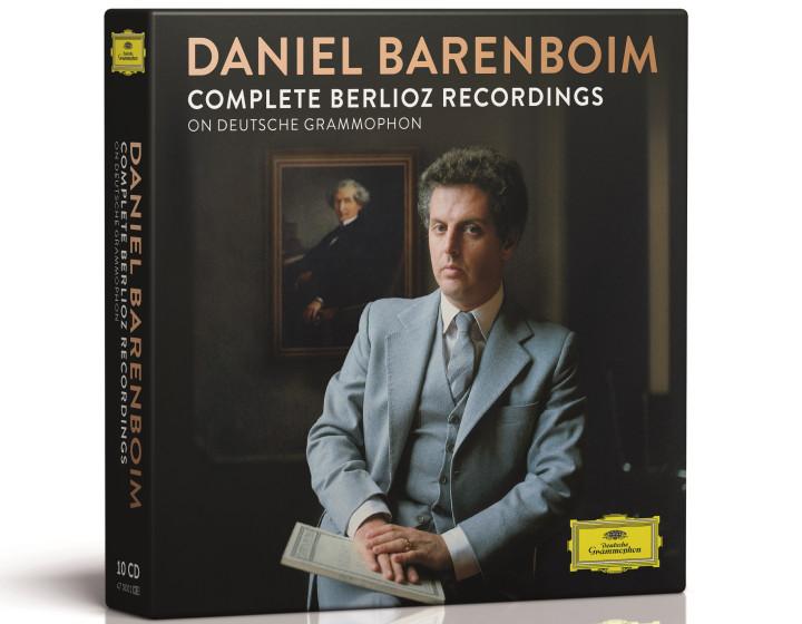 Daniel Barenboim - Complete Berlioz Recordings on DG
