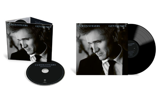 Curtis Stigers, Gentleman zum Anfassen - neues Curtis-Stigers-Album jetzt auch als CD & LP