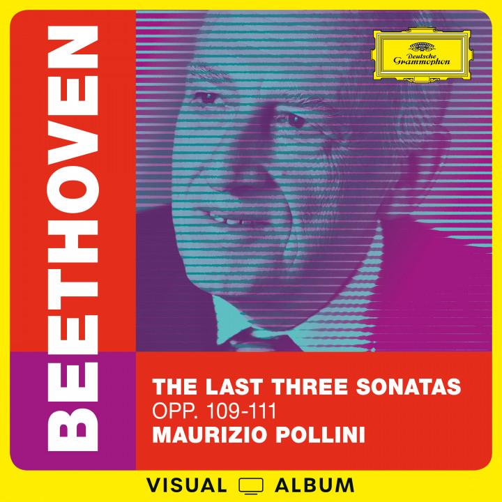 Pollini - Beethoven three last sonatas