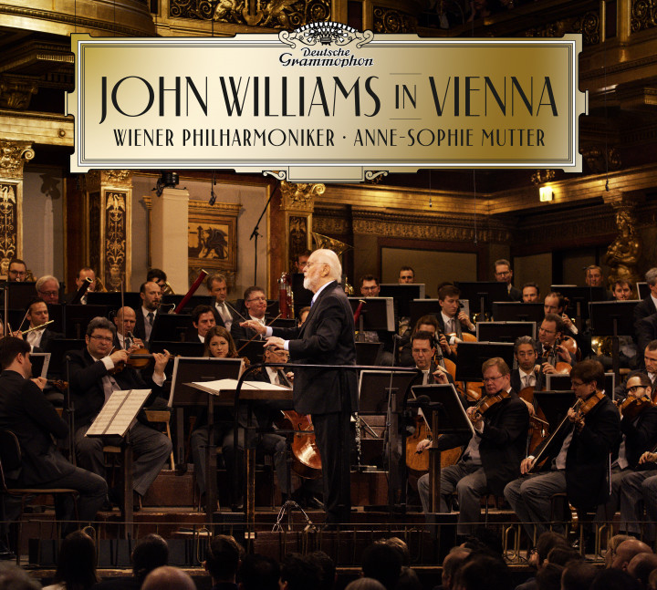 Williams Live from Vienna Digipack Cover