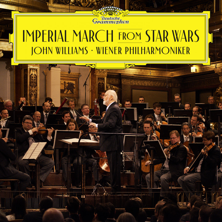 Williams Imperial March Cover