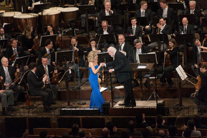 Anne-Sophie Mutter, John Williams, Wiener Philharmoniker
