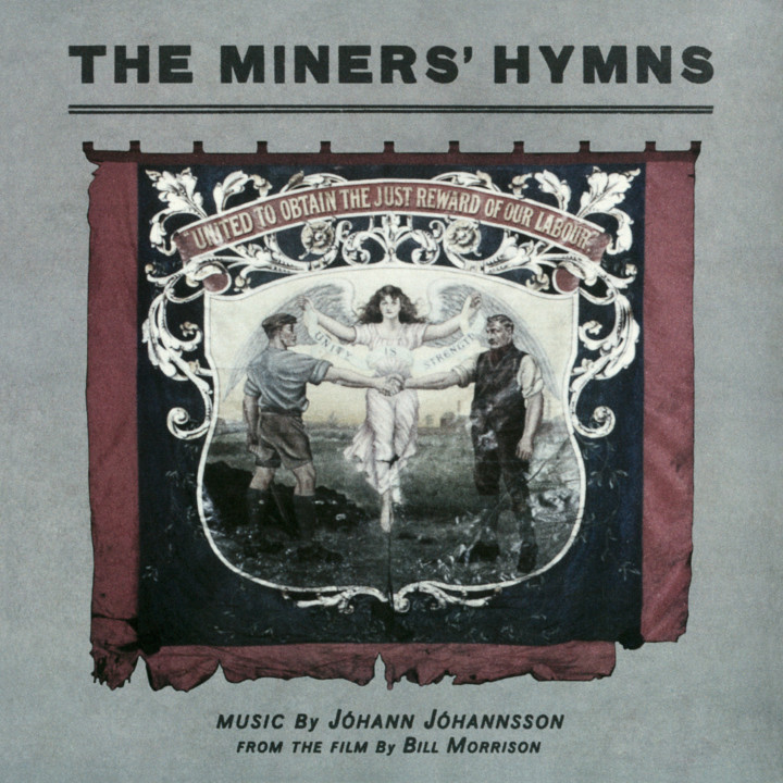Johannsson the miners' hymns cover