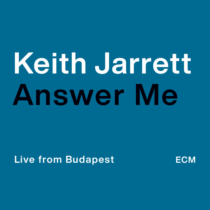 Keith Jarrett - Answer Me