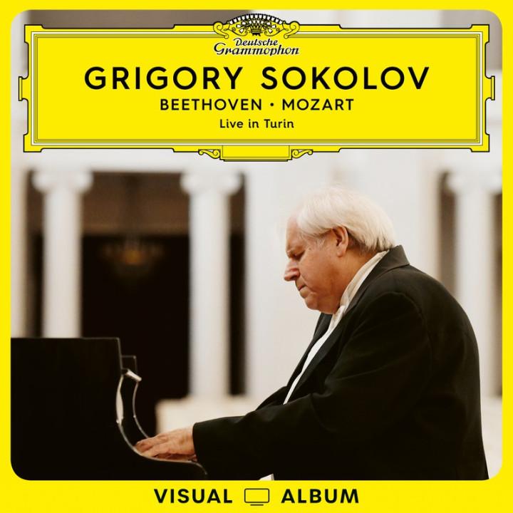 Sokolov Beethoven Mozart eVideo Cover