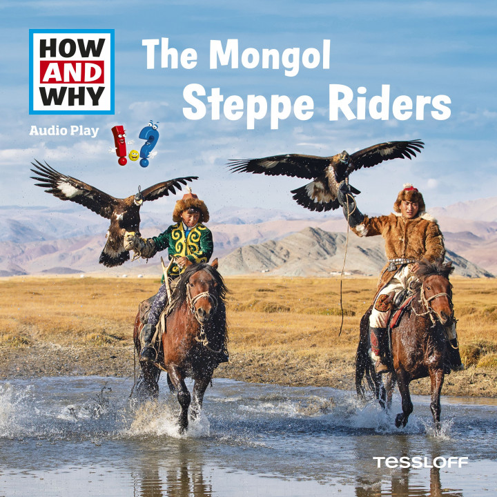 The Mongol Steppe Riders