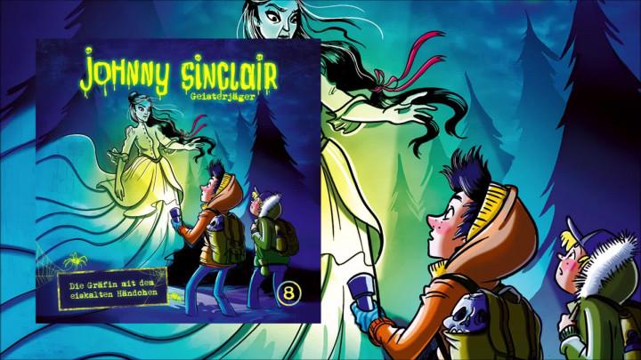 Johnny Sinclair: Die Gräfin mit dem eiskalten Händchen - Teil 2