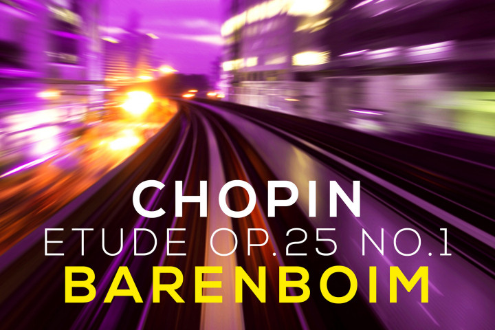 Musical Moment - Daniel Barenboim