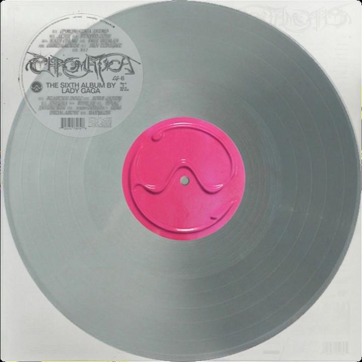 Chromatica Silver Vinyl