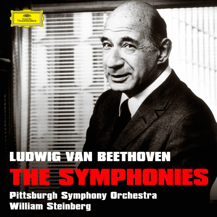 Ludwig van Beethoven: The Symphonies - William Steinberg