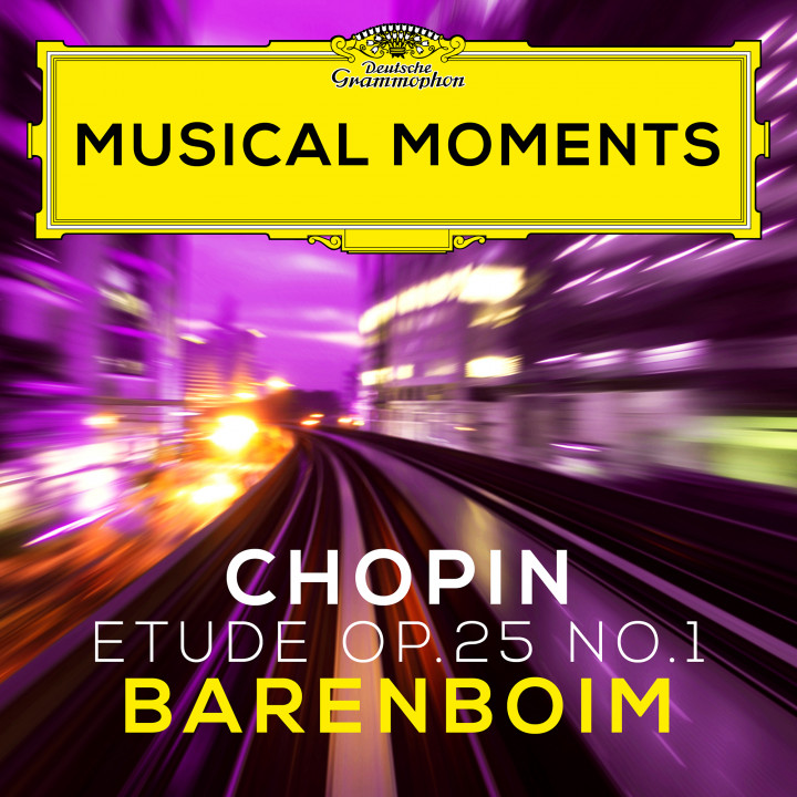 Musical Moments - Chopin Etude op. 25 No. 1 - Daniel Barenboim