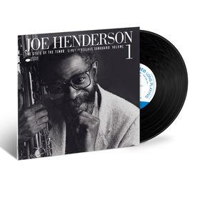 Joe Henderson, State Of The Tenor Vol. 1 (Tone Poet Vinyl), 00602508600562