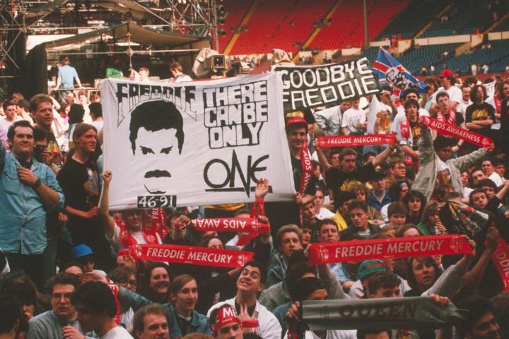 Freddie Tribute Concert
