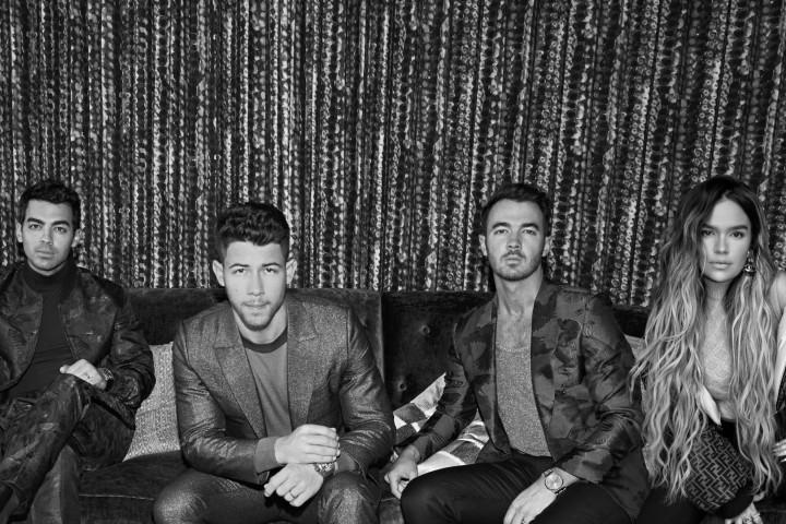 Jonas Brothers & Karlo G 2020 (1)