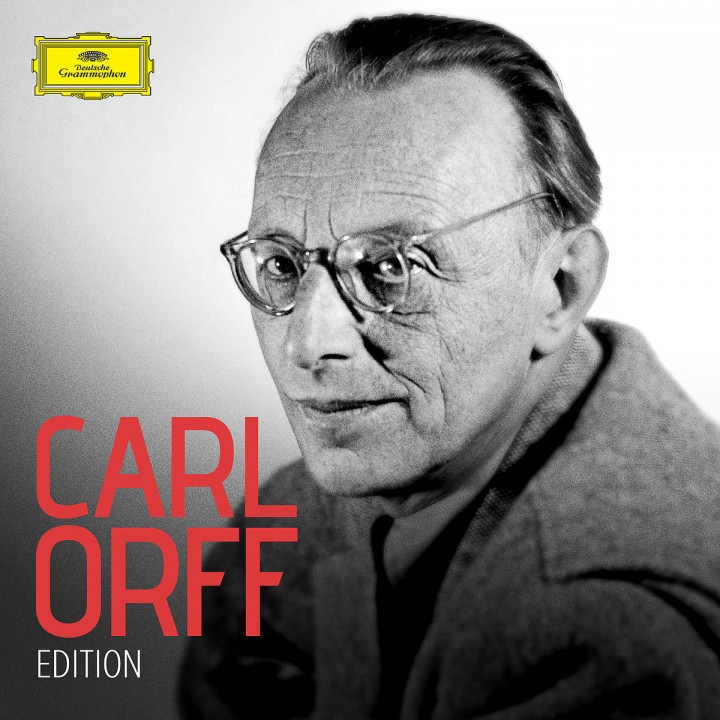 Carl Orff - 125th anniversary edition
