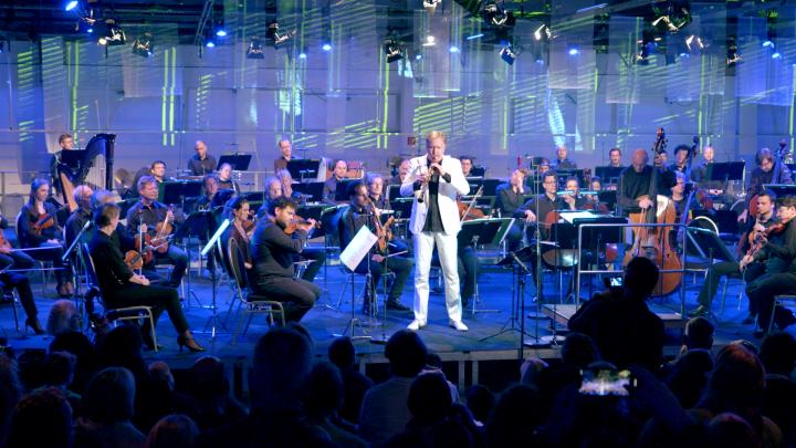 Albrecht Mayer, Bamberger Symphoniker, Jakub Hrůša – Bach: Cantata, BWV 21: I. Sinfonia (Live from Yellow Lounge Berlin)