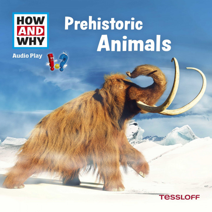 HOW AND WHY Prehistoric Animals