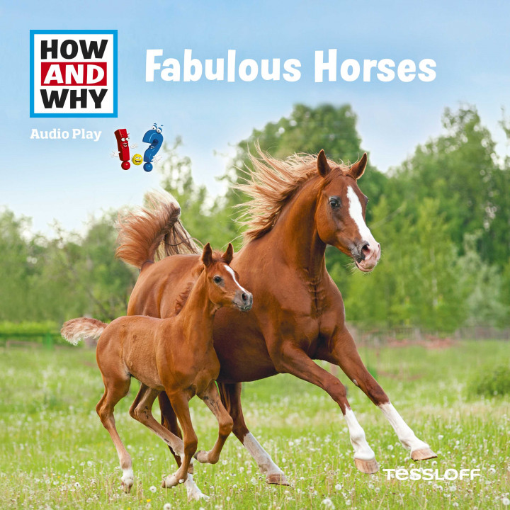 HOW AND WHY Fabulous Horses