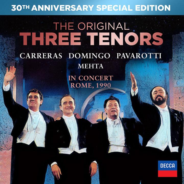 The Three Tenors - 30th Anniversary Version