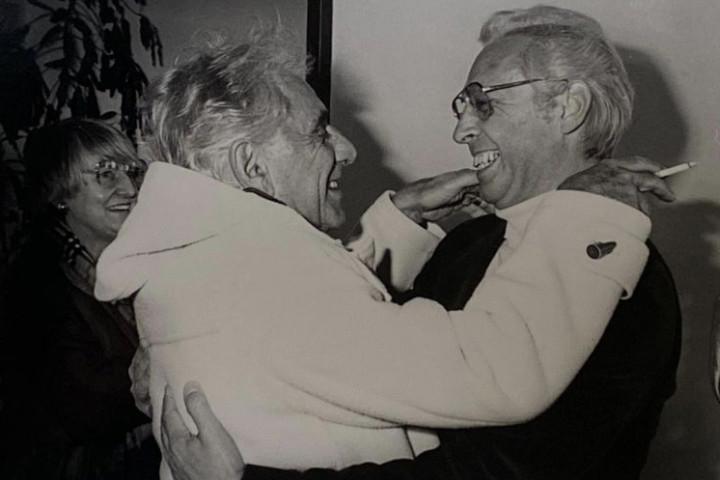Leonard Bernstein, Hans Weber