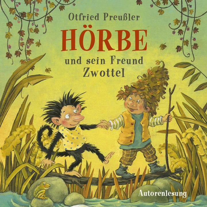 Otfried Preußler: Hörbe und sein Freund Zwottel - 00602508970375