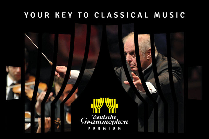 DG Premium lead graphic Barenboim