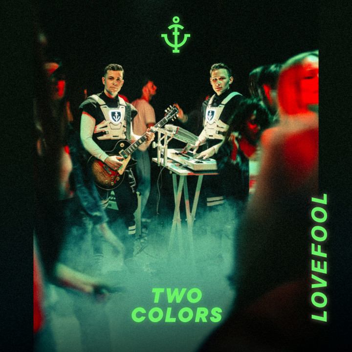 twocolors Lovefool Cover
