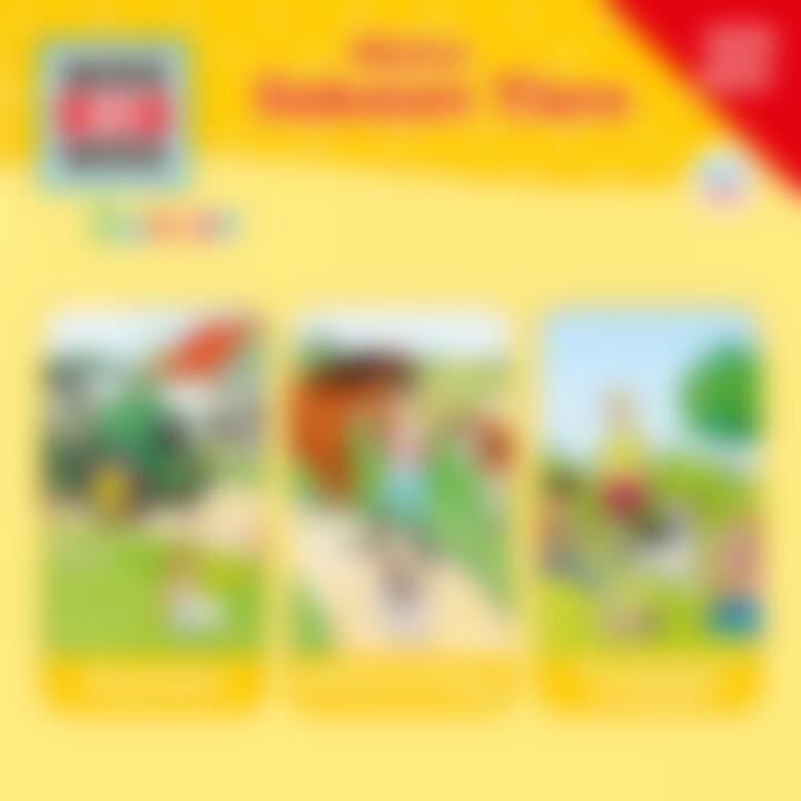 Was Ist Was Junior - 3-CD Hörspielbox Vol.3 Tiere