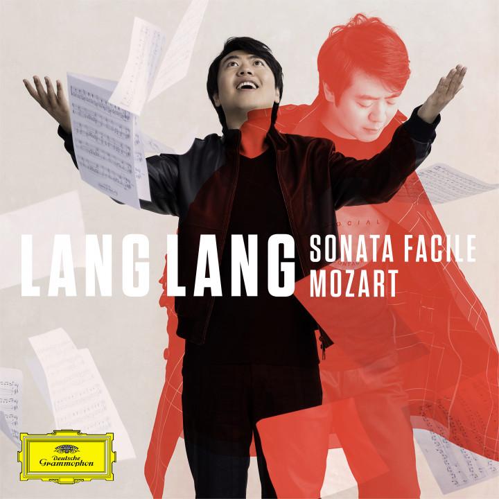 Lang Lang Mozart Sonata Facile Cover