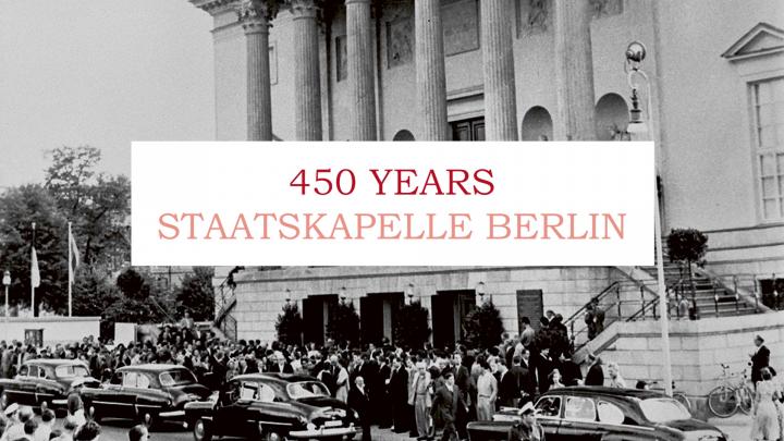 450 Jahre Staatskapelle Berlin (Trailer)