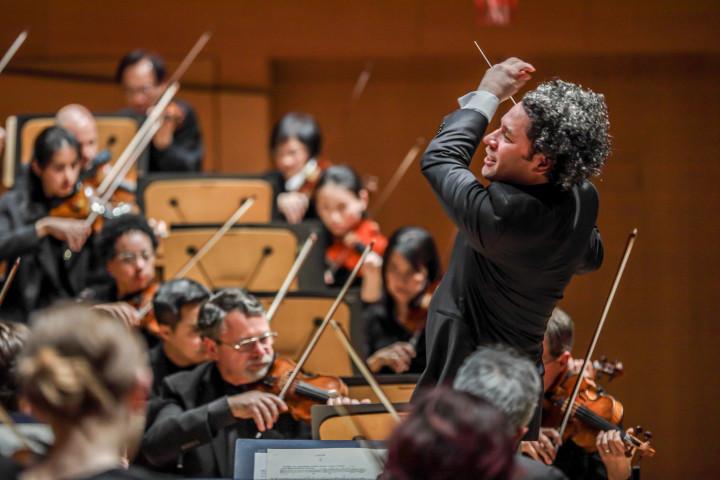 Gustavo Dudamel, LA Phil