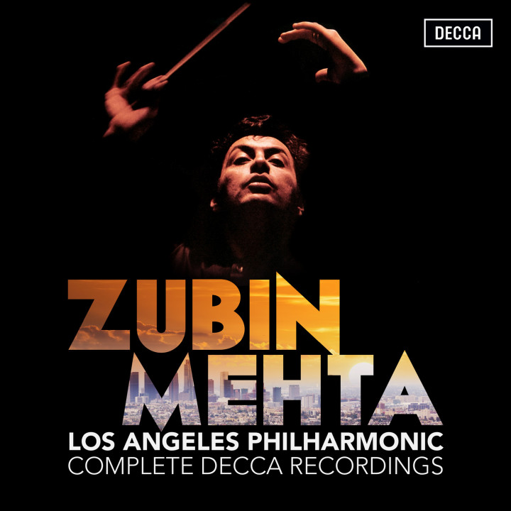 Zubin Mehta & Los Angeles Philharmonic - Complete Decca Recordings