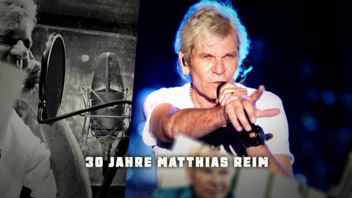 30 JAHRE MATTHIAS REIM