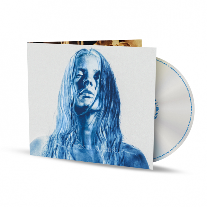 Brightest Blue Signed CD