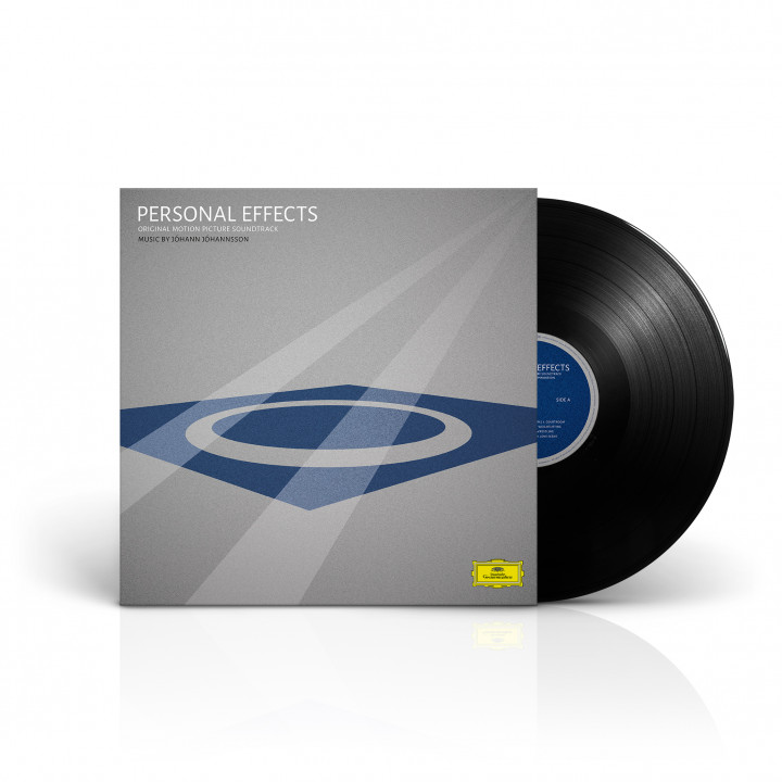 Personal Effects - Jóhann Jóhannsson - Vinyl