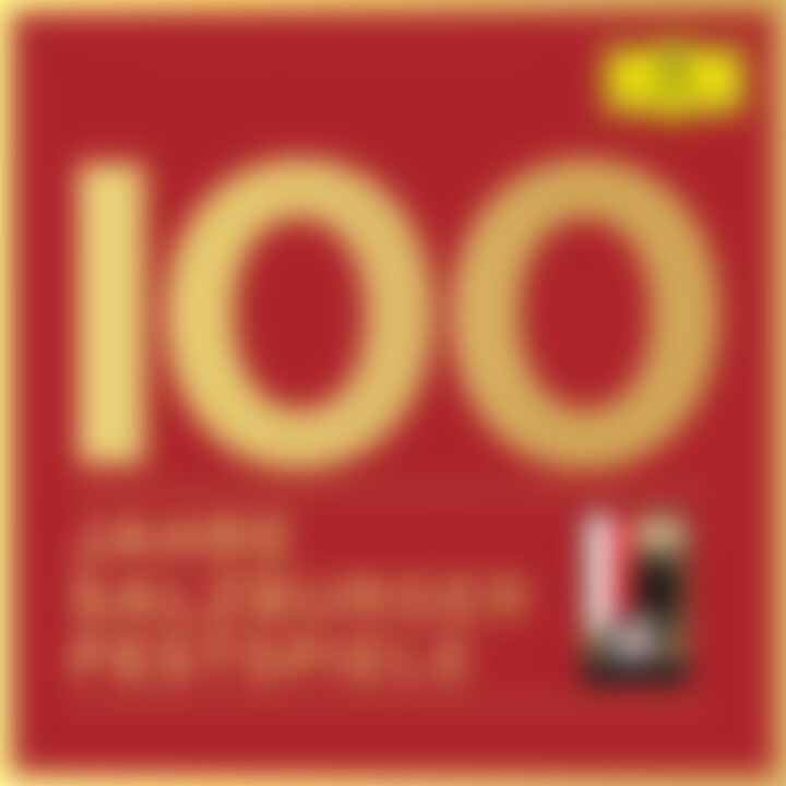 100 JAHRE SALZBURGER FESTSPIELE Cover