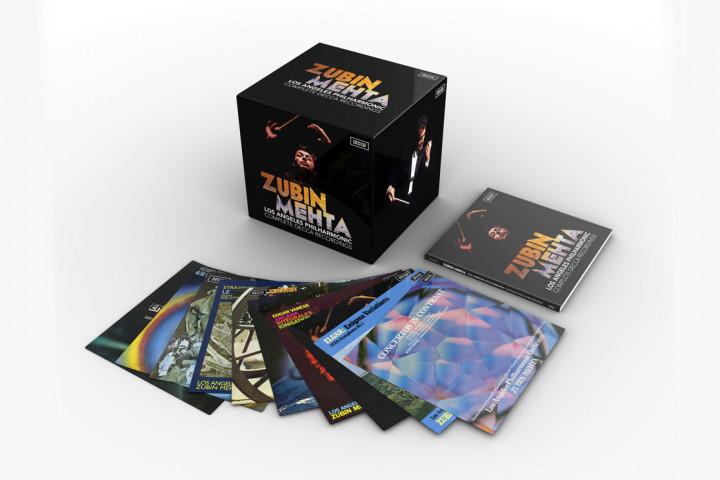 Zubin Mehta: Complete Decca Recordings - Packshot