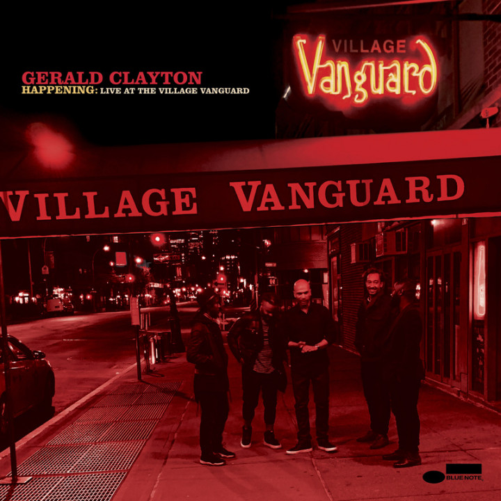 Gerald Clayton - Happening-Live At the Village Vanguard