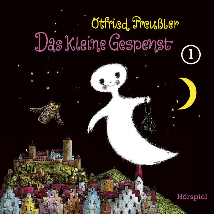 Otfried Preussler: Das kleine Gespenst 1 (Re-Release) - 0602517655539